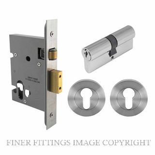 WINDSOR BRASS 1149 ROLLER BOLT LOCK KITSET