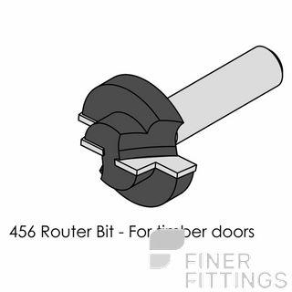 BRIO ROUTER BIT FOR 456 FLUSH BOLTS