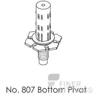 BRIO 807 BI-FOLD BOTTOM PIVOT
