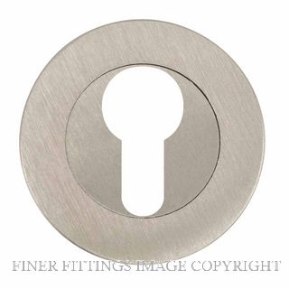 WINDSOR 8189 BN ESCUTCHEON - 50MM ROSE BRUSHED NICKEL