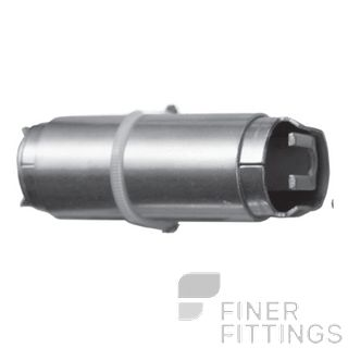 CARBINE C9-314K 60-127MM CYLINDRICAL EXTENSION LINK SATIN STAINLESS