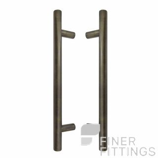 WINDSOR 8190 - 8191 OR PULL HANDLES OIL RUBBED BRONZE