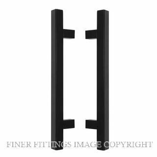 WINDSOR 7054 - 7095 PULL HANDLES MATT BLACK