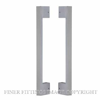WINDSOR 7187 - 7190 MARCO PULL HANDLES SATIN STAINLESS