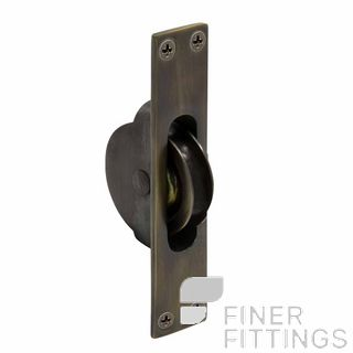 WINDSOR 5197 OR SASH PULLEY OIL RUBBED BRONZE