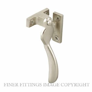 DRAKE & WRIGLEY 4104W EXTENDED WEDGE FASTENER SATIN NICKEL