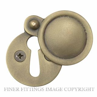 WINDSOR 5051 RB ESCUTCHEON WITH COVER ROMAN BRASS