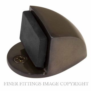 WINDSOR 5062 AB 22MM DOORSTOP FLOOR MOUNT ANTIQUE BRONZE