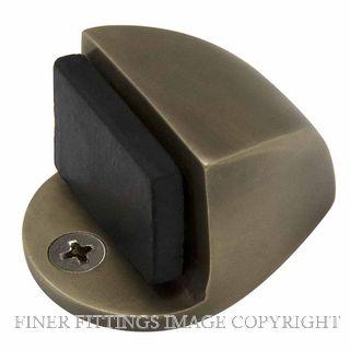 WINDSOR 5062 RB 22MM DOORSTOP FLOOR MOUNT ROMAN BRASS
