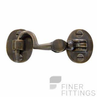 WINDSOR BRASS 5057-5276 CABIN HOOKS BRUSHED BRONZE