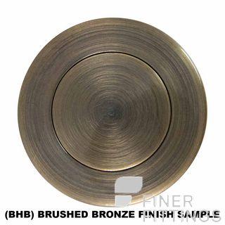 WINDSOR 5138 BHB FRENCH DOOR CATCH TEARDROP BRUSHED BRONZE