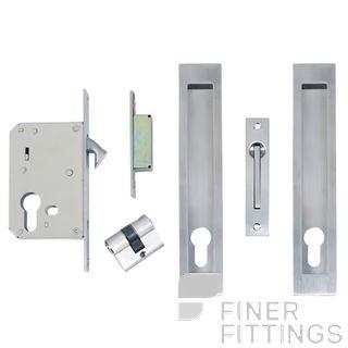 WINDSOR BRASS 1269 SLIDING DOOR LOCK KITS