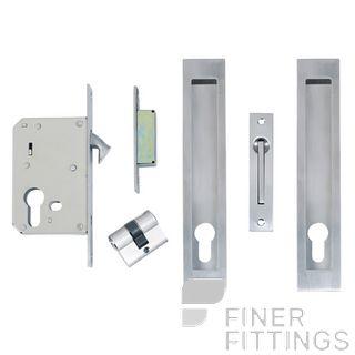 WINDSOR BRASS 1270 SLIDING DOOR LOCK KITS