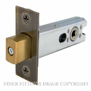 WINDSOR BRASS 1173-1243 BHB PRIVACY BOLTS BRUSHED BRONZE