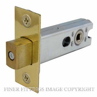 WINDSOR BRASS 1173-1243 UB PRIVACY BOLTS UNLACQUERED BRASS