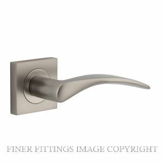 TRADCO 0289 OXFORD SQUARE ROSE FURNITURE SATIN NICKEL