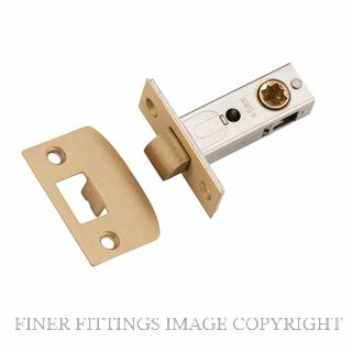 TRADCO 6224-6226 SPLIT CAM LATCHES SATIN BRASS