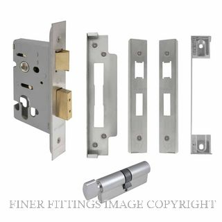 WINDSOR BRASS 1169 REBATED MORTICE LOCK