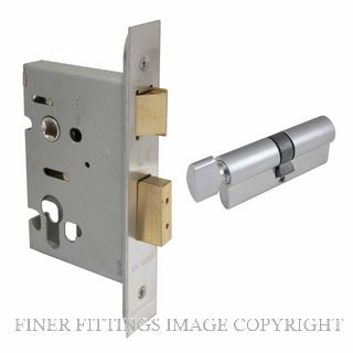 WINDSOR BRASS 1170 EURO LOCK KIT