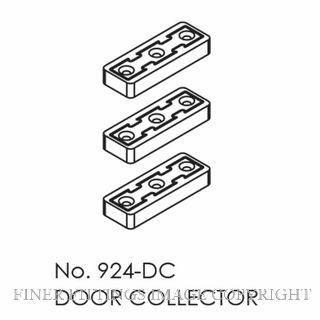BRIO 924-DC DOOR COLLECTOR KIT MULTIPLE PANELS