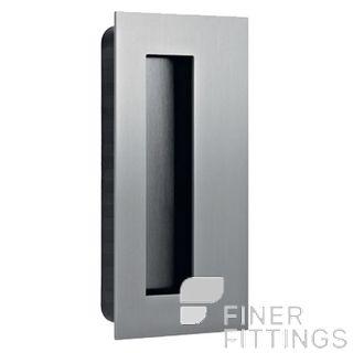 JNF JNIN16410 FLUSH PULL SATIN STAINLESS