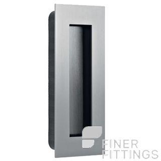JNF JNIN16412 FLUSH PULL SATIN STAINLESS