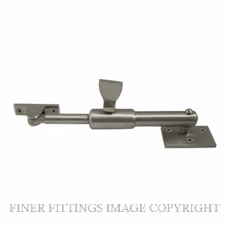 WINDSOR 5356 BN TELESCOPIC STAY - SQUARE BRUSHED NICKEL