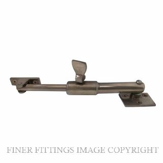 WINDSOR 5356 NB TELESCOPIC STAY - SQUARE NATURAL BRONZE