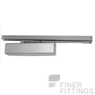 LCN 1460T SILVER TRACK ARM DOOR CLOSER SILVER GREY