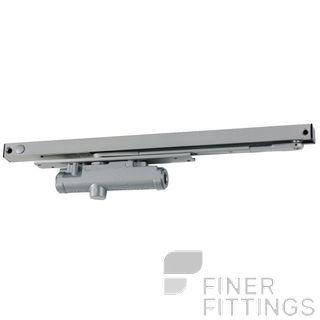 LCN 3133 SILVER RH CONCEALED DOOR CLOSER SILVER GREY