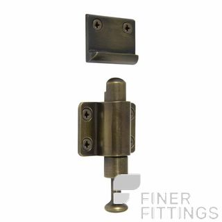 WINDSOR 5194 OR SOLID BRASS SPRING CATCH OIL RUBBED BRONZE