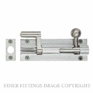 WINDSOR BRASS 5212 NECKED BOLT 75MM