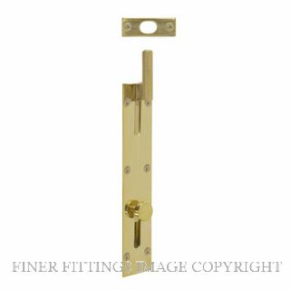 WINDSOR BRASS 5273 OUTWARD REVERSE NECK BOLT 150MM
