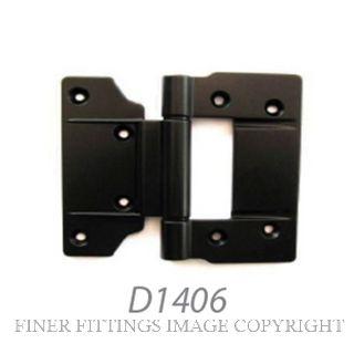 FFHD1406 NU LOOK HINGE MATT BLACK