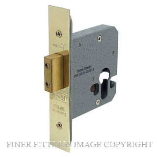 WINDSOR BRASS 1130 - 1135 EURO DEADBOLT