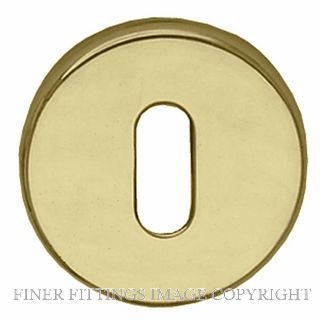 WINDSOR BRASS 8003 KEY HOLE ESCUTCHEON