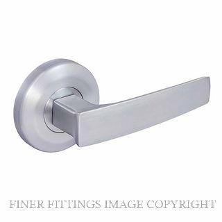 GAINSBOROUGH AURORA DOOR HANDLES 65MM SATIN CHROME