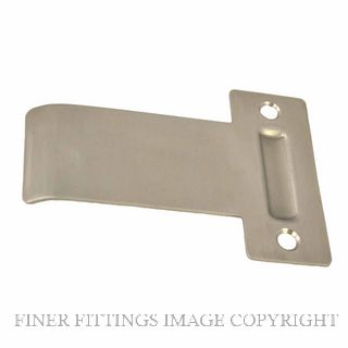 NIDUS RB1 85STRIKER SS V EXTENDED STRIKER PLATE SATIN STAINLESS
