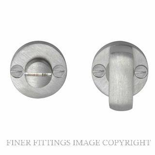 WINDSOR BRASS 5192 PRIVACY TURN & RELEASE SATIN CHROME