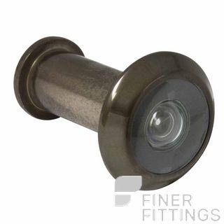 WINDSOR BRASS 5243 DOOR VIEWER - 180 DEGREE ANTIQUE BRONZE