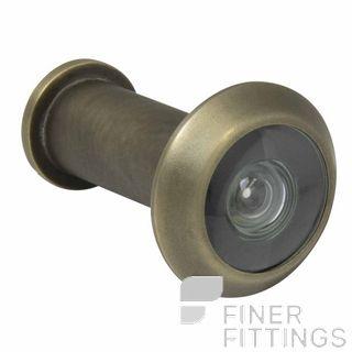 WINDSOR BRASS 5243 DOOR VIEWER - 180 DEGREE ROMAN BRASS