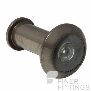 WINDSOR BRASS 5243 DOOR VIEWER - 180 DEGREE NATURAL BRONZE