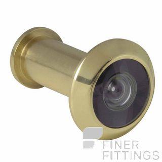 WINDSOR BRASS 5243 DOOR VIEWER - 180 DEGREE POLISHED BRASS