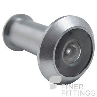 WINDSOR BRASS 5243 DOOR VIEWER - 180 DEGREE SATIN CHROME