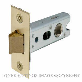 WINDSOR BRASS 1172 - 1242 USB HEAVY SPRUNG LATCH UNLACQUERED SATIN BRASS