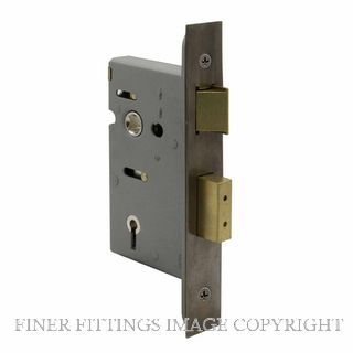 WINDSOR 1103 OR 45MM 5 LEVER MORTICE LOCK OIL RUBBED BRONZE