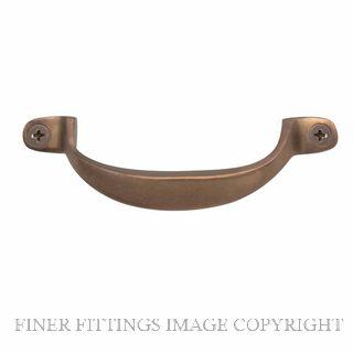 WINDSOR 5190 MAB OFFSET PULL HANDLE 100MM MATT ANTIQUE BRONZE