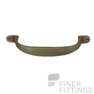 WINDSOR 5191 RB OFFSET PULL HANDLE 125MM ROMAN BRASS