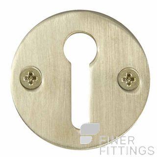 WINDSOR 5135 USB ESCUTCHEON UNCOVERED UNLACQUERED SATIN BRASS