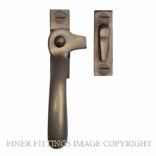 WINDSOR 5195L MAB SPLIT RAIL FASTENER - LEFT HAND MATT ANTIQUE BRONZE